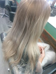 Fashion Hair Colours at Bliss Hair Salons in Nottingham & Loughborough