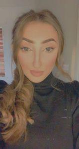 Georgia, Apprentice Stylist at Bliss Hair Salons in Nottingham