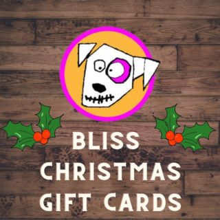 Christmas Gift Cards at Bliss!