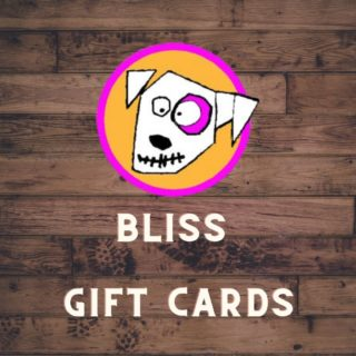 Gift Cards at Bliss!