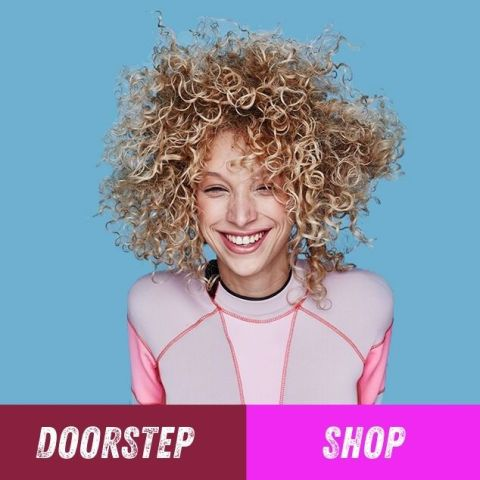 Doorstep Shop at Bliss Hair Salons in Nottingham & Loughborough