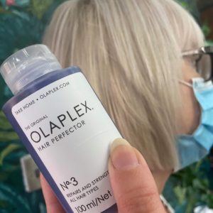 Olaplex Bomb, Hair Colour Protection at Bliss Hair Salons in Nottingham and Loughborough