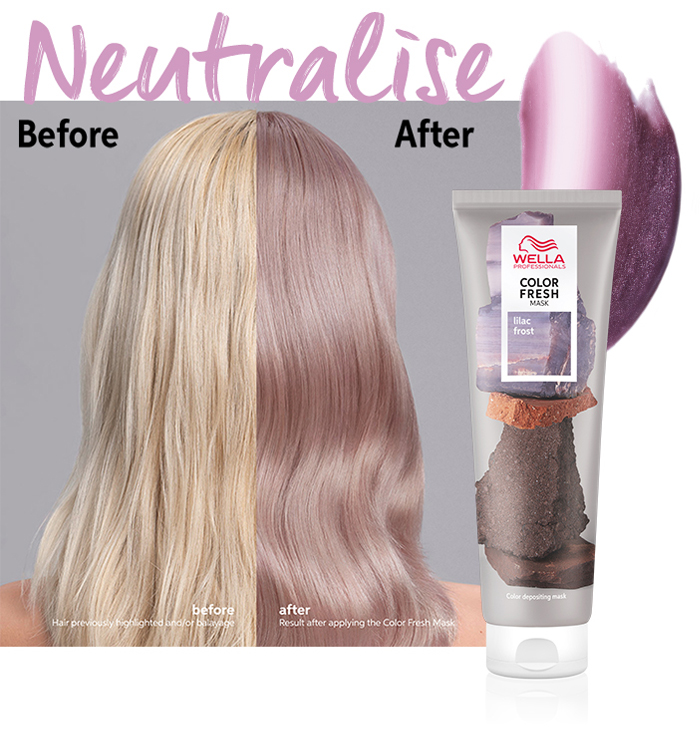 Wella Colour Masks, Bliss Hairdressing Salons in Nottingham and Loughborough