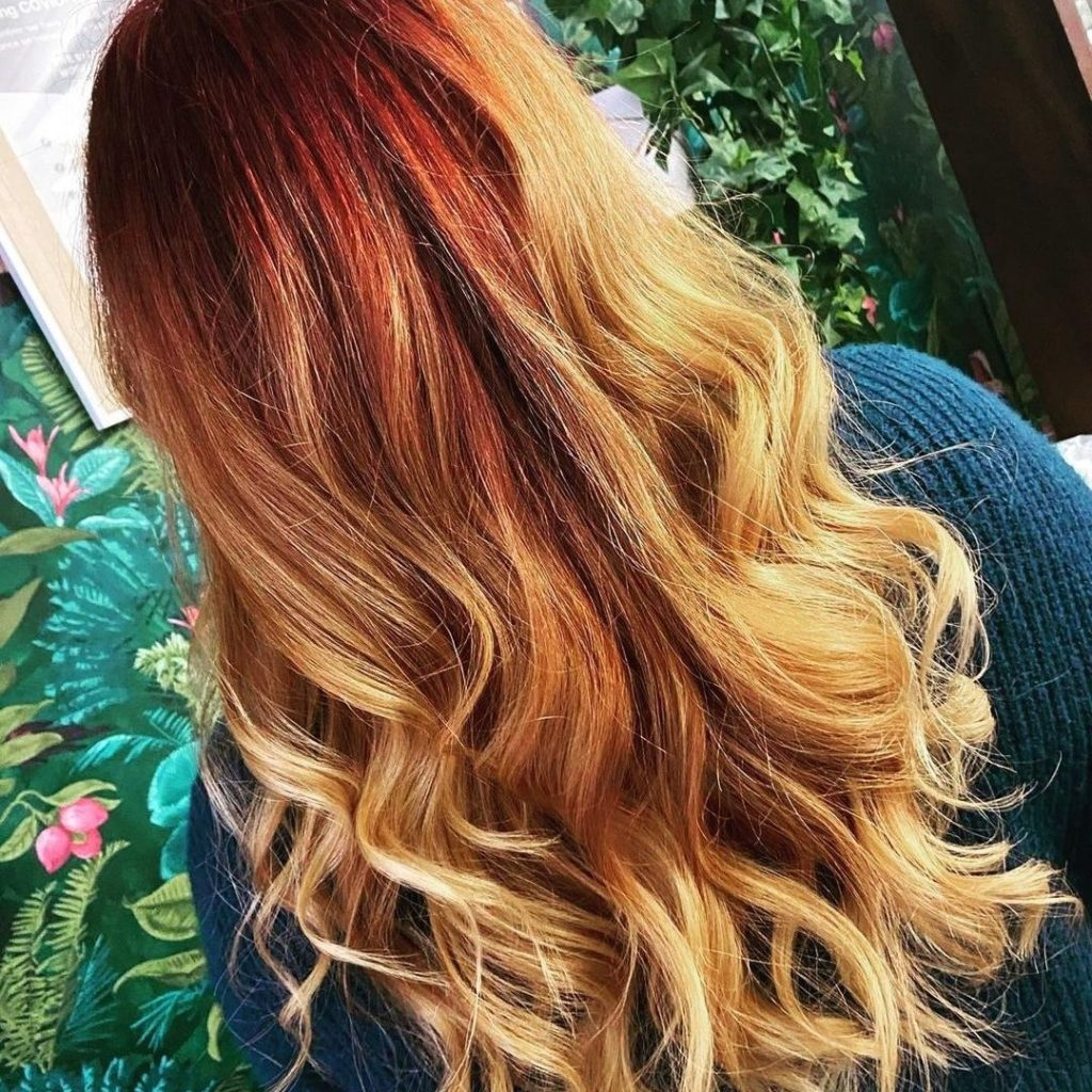 The Best Hair Cuts Colours at Bliss Hairdressing Salons in Nottingham and Loughborough