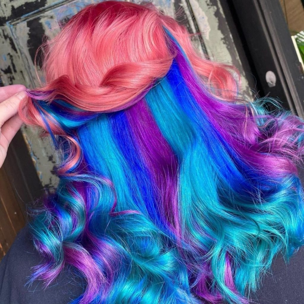 The Best Hair Cuts Colour at Bliss Hairdressing Salons in Nottingham and Loughborough