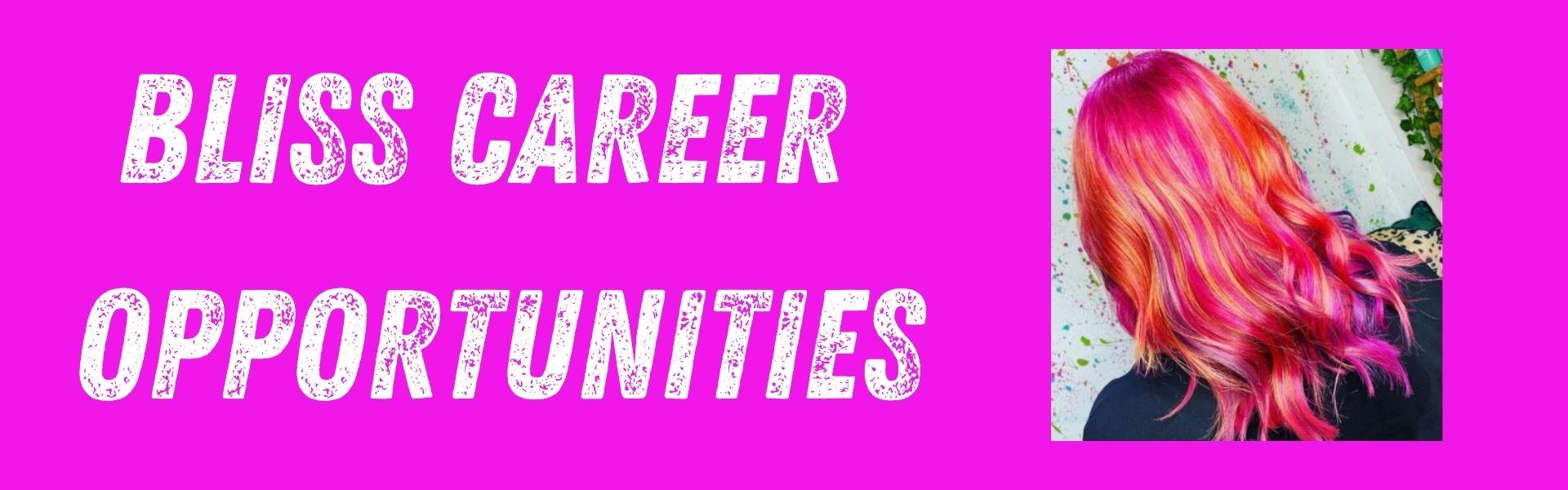 Bliss Career Opportunities