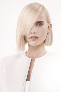 Straight, Sleek Hairstyle Ideas at Bliss Hair, Nottingham & Loughborough