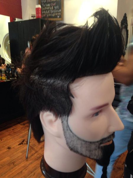 Gents Cutting Workshop At Bliss Nottingham Loughborough
