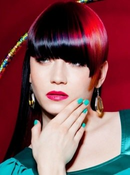 hair-color-trends-2014-black-and-red-hair-colour-ladies-style
