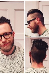 Men's Hair style Ideas at Bliss hair salons Loughborough and Nottingham