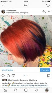 Spring, Hair Makeover, Bliss Hair Salons, Nottingham, Loughborough