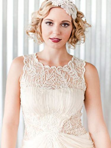 short-wedding-hairstyle