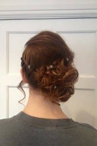 Occasion Up Do´s and wedding hair at Bliss Hairdressing
