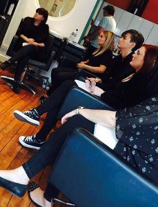 Wella Colour Workshop at Bliss Hair Salons, Nottingham & Loughborough