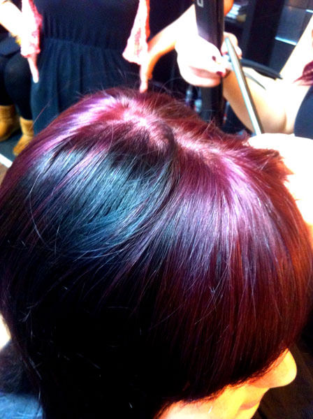 Autumn Winter Hair Colour Bliss Nottingham Loughborough